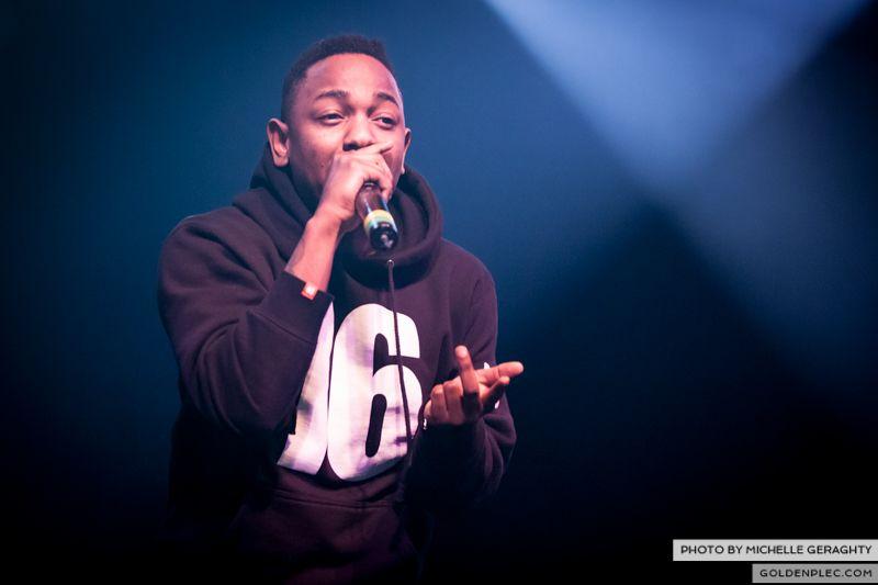 Kendrick Lamar at Vicar St 2013-6795