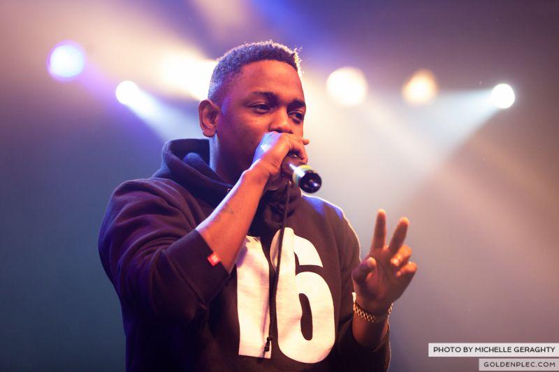 Kendrick Lamar at Vicar St 2013-6869