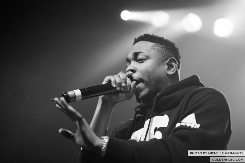 Kendrick Lamar at Vicar St 2013-6874