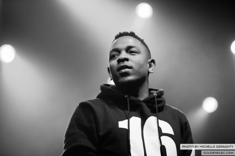 Kendrick Lamar at Vicar St 2013-6917