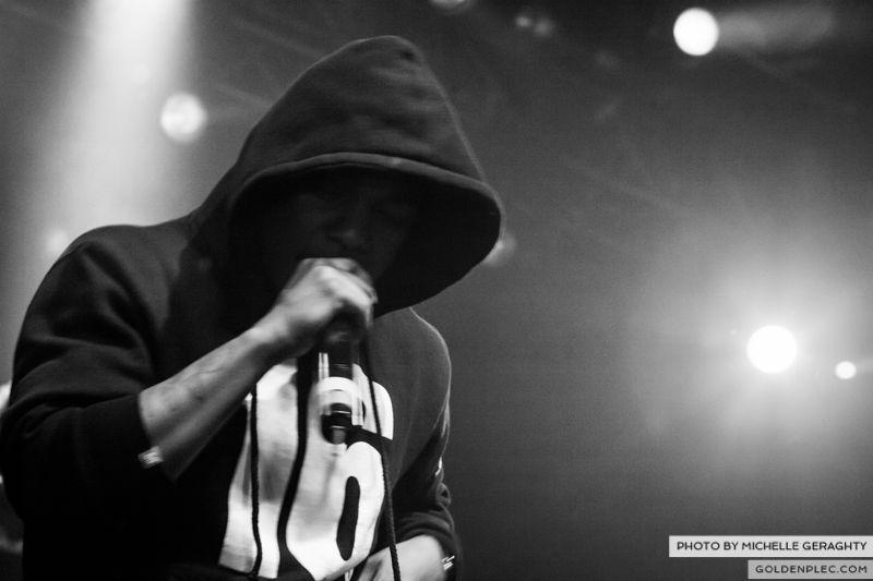 Kendrick Lamar at Vicar St 2013-6971