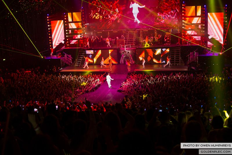 Justin Bieber @ The o2 on 17-2-13 (5)