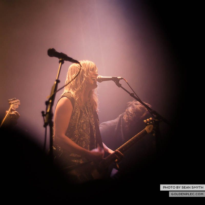 Grace Potter and the Nocturnals @ The Button Factory by Sean Smyth (18-3-13)-3