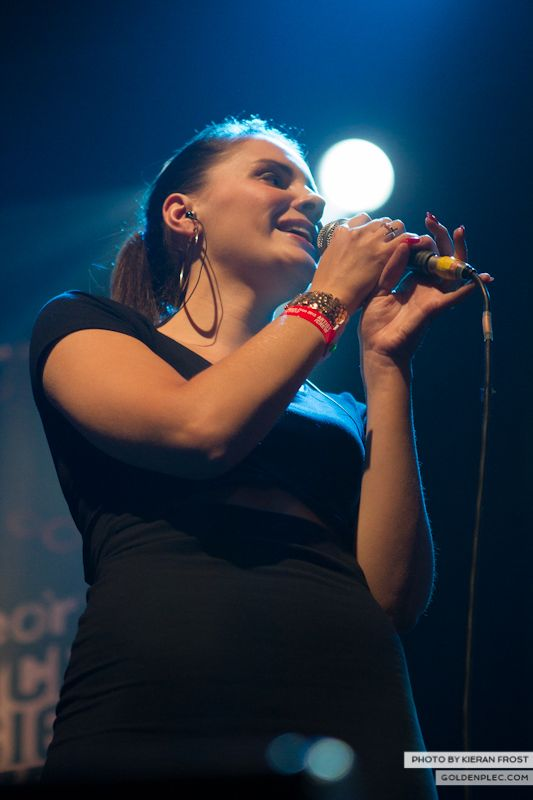 Heathers at The Meteor Choice Music Prize