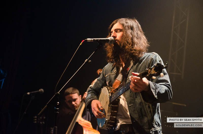 The Avett Brothers @ The Button Factory by Sean Smyth (18-3-13)-3