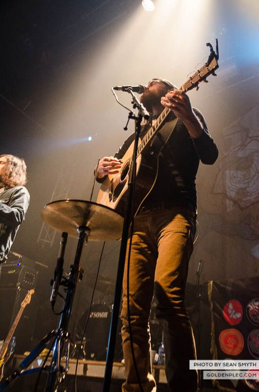 The Avett Brothers @ The Button Factory by Sean Smyth (18-3-13)-4