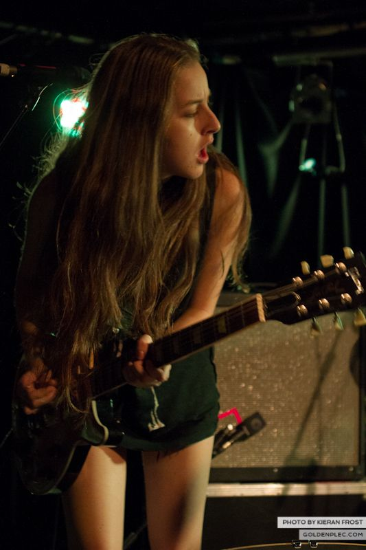 Haim at Whelan's by Kieran Frost