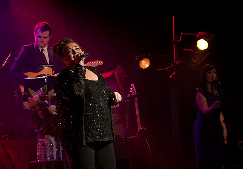 Mary Byrne @ The Olympia – Abe Tarrush (2)
