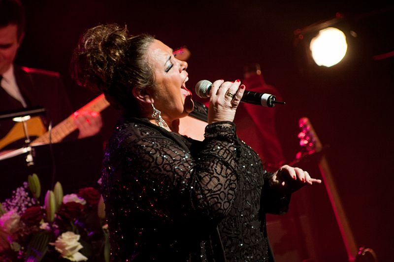 Mary Byrne @ The Olympia – Abe Tarrush (3)