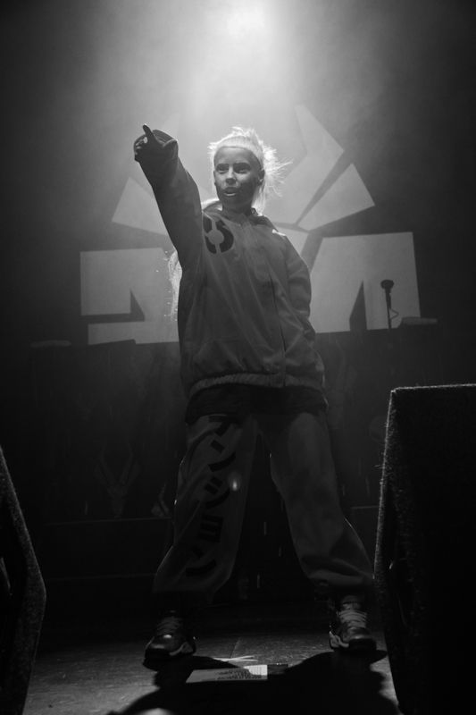 Die Antwoord in the Olympia on 20_06_2013 by Yan Bourke_07