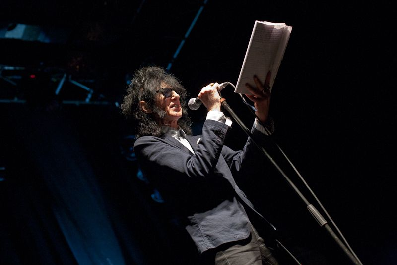 JohnCooper Clarke at The Button Factory on 14 June 2013 (1)