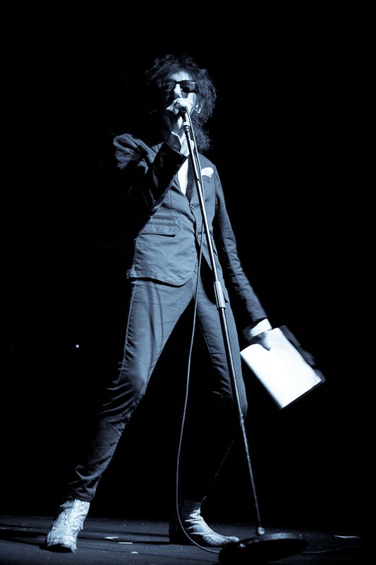 JohnCooper Clarke at The Button Factory on 14 June 2013 (26)