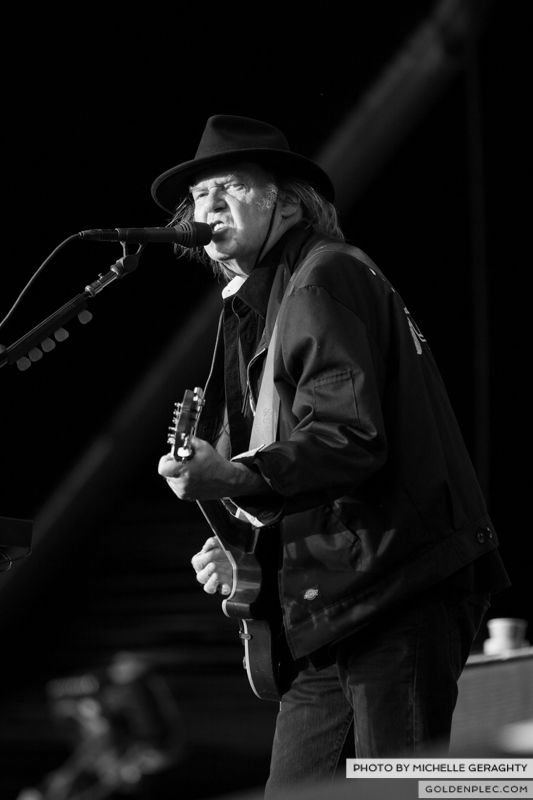 Neil Young at the RDS_June 2013_1217