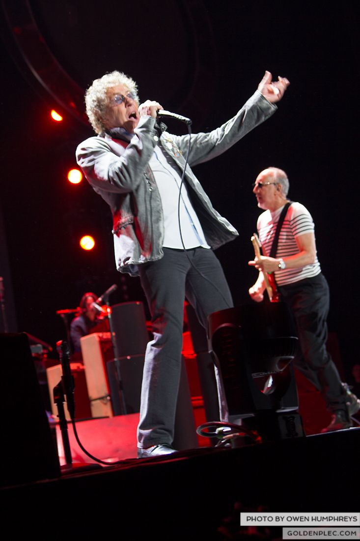 The Who @ The O2 on 8-6-13 (3 of 29)