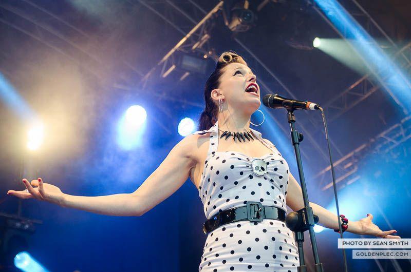 Imelda May @ Groove Festival by Sean Smyth (7-7-13)-3