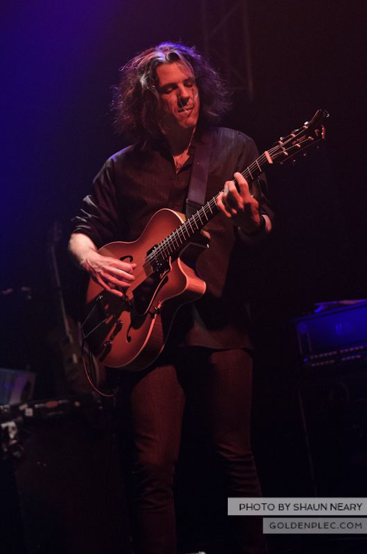 Alex Skolnick Trio at The Button Factory on September 24th 2013-08