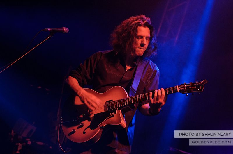 Alex Skolnick Trio at The Button Factory on September 24th 2013-12