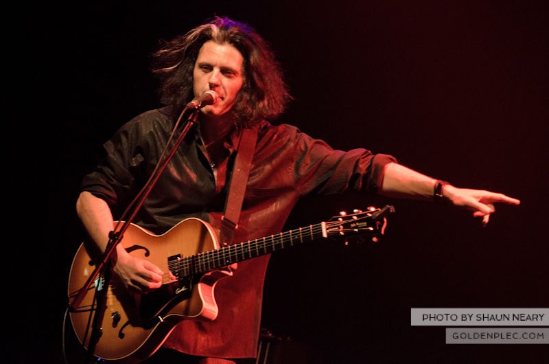 Alex Skolnick Trio at The Button Factory on September 24th 2013-25