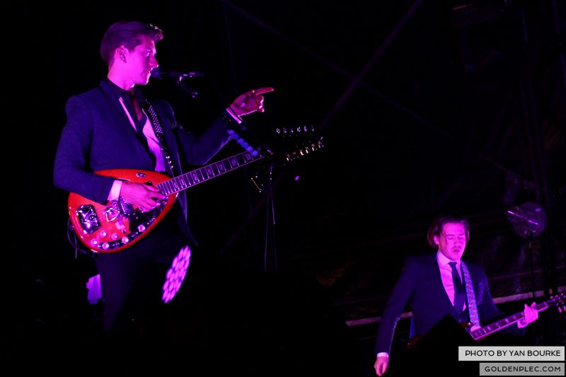 Arctic Monkeys at Electric Picnic by Yan Bourke on 010913_04