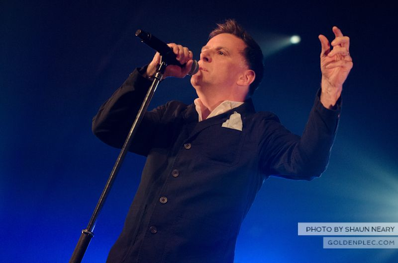 Deacon Blue at Olympia Theatre on September 18th 2013-11