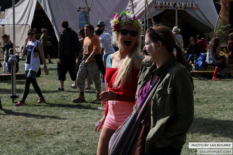 Electric Picnic by Yan Bourke on 31081306