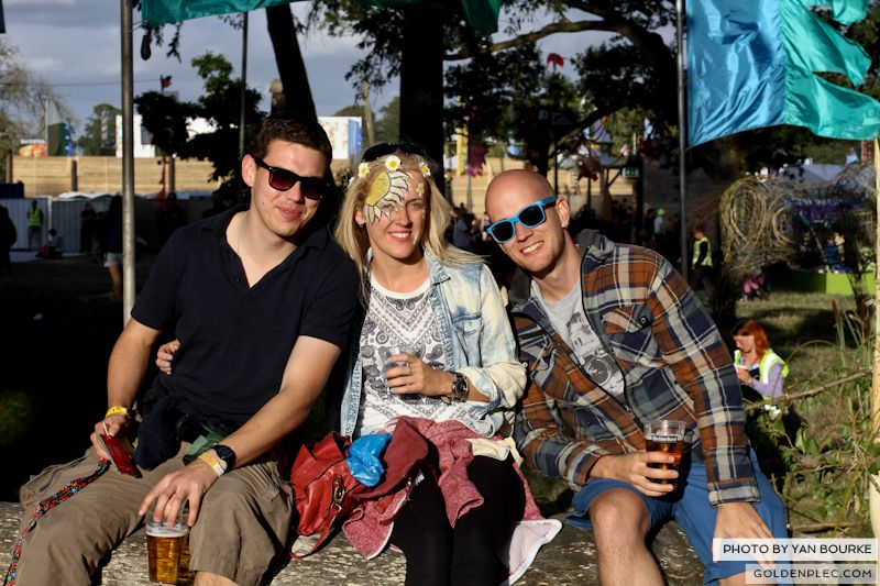 Electric Picnic by Yan Bourke on 31081317
