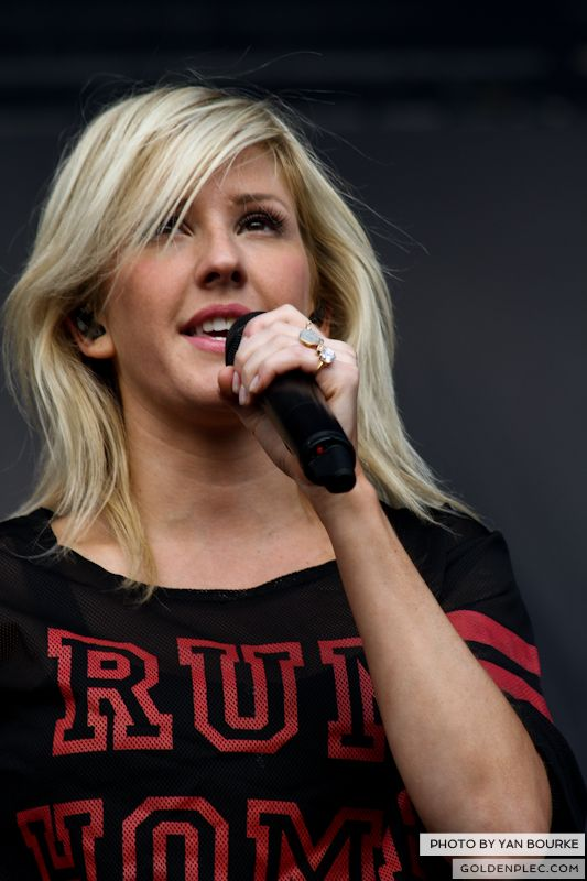 Ellie Goulding at Electric Picnic by Yan Bourke on 31081308