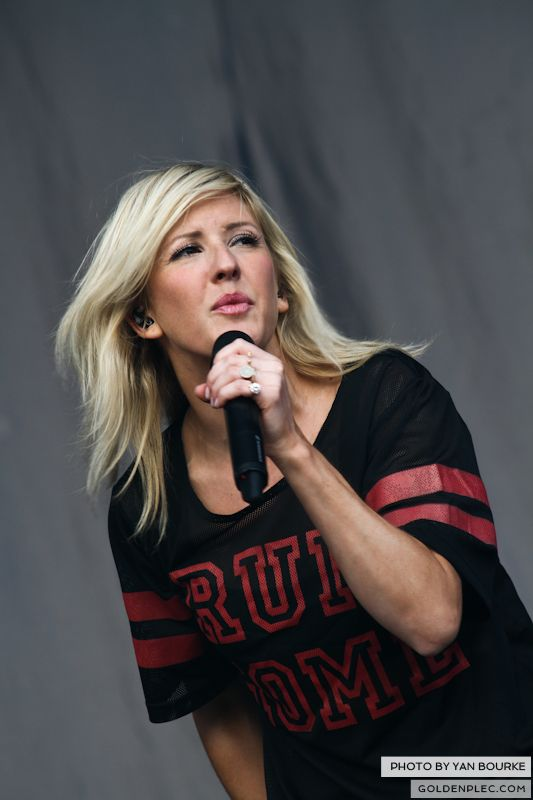 Ellie Goulding at Electric Picnic by Yan Bourke on 31081309