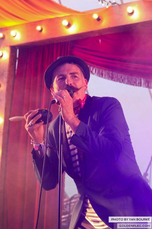 Jerry Fish at Electric Picnic by Yan Bourke on 31081304