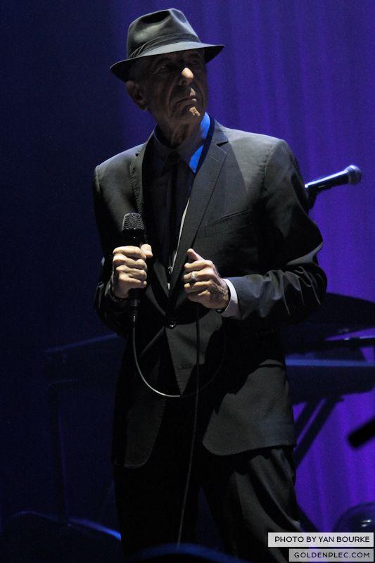 Leonard Cohen In The O2 by Yan Bourke on 110913_15
