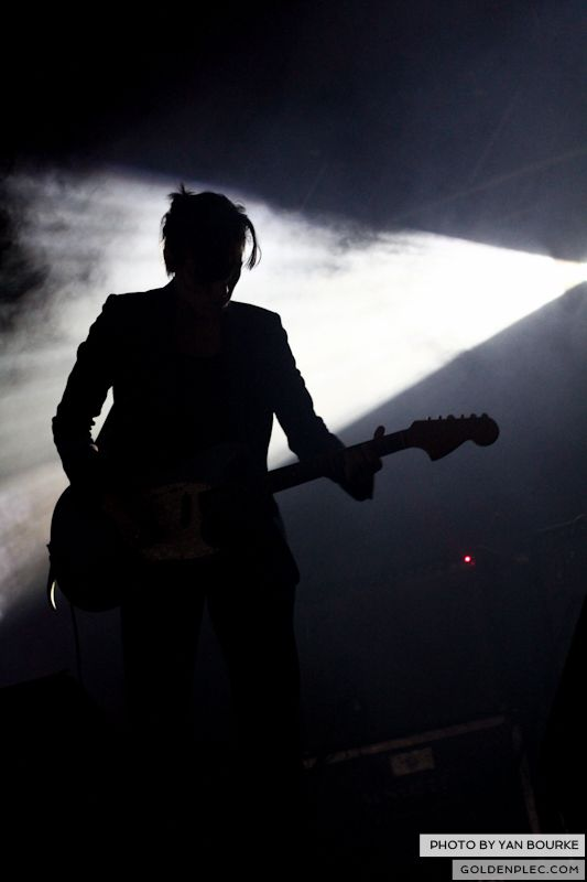 Savages at Electric Picnic by Yan Bourke on 31081304