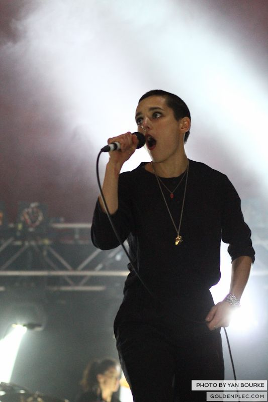 Savages at Electric Picnic by Yan Bourke on 31081305