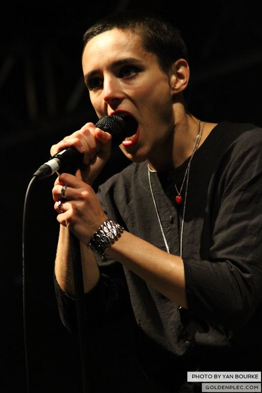 Savages at Electric Picnic by Yan Bourke on 31081314