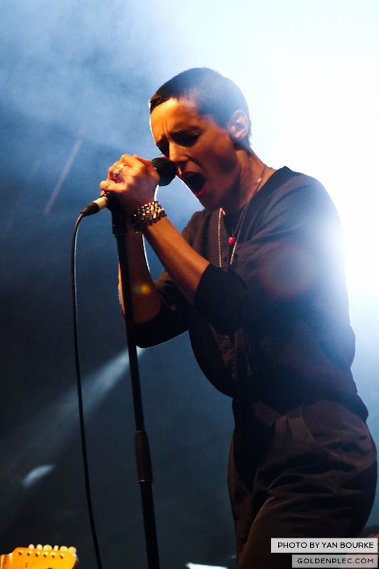 Savages at Electric Picnic by Yan Bourke on 31081315