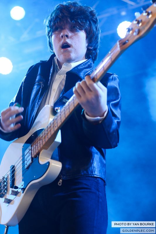 The Strypes at Electric Picnic by Yan Bourke on 010913_12