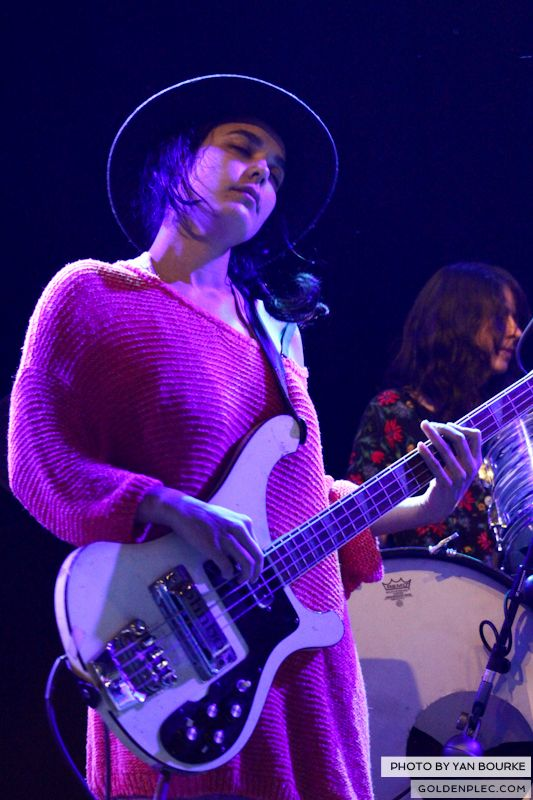 Warpaint at Electric Picnic by Yan Bourke on 010913_11