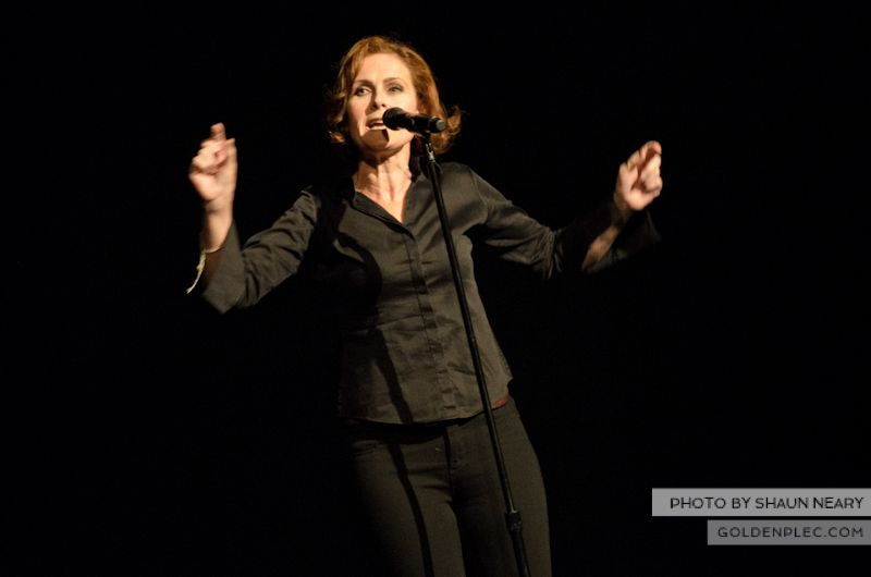 Alison Moyet at The Olympia Theatre on October 2nd 2013-08