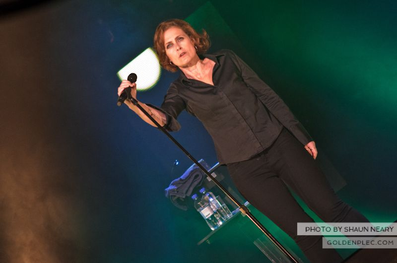 Alison Moyet at The Olympia Theatre on October 2nd 2013-11