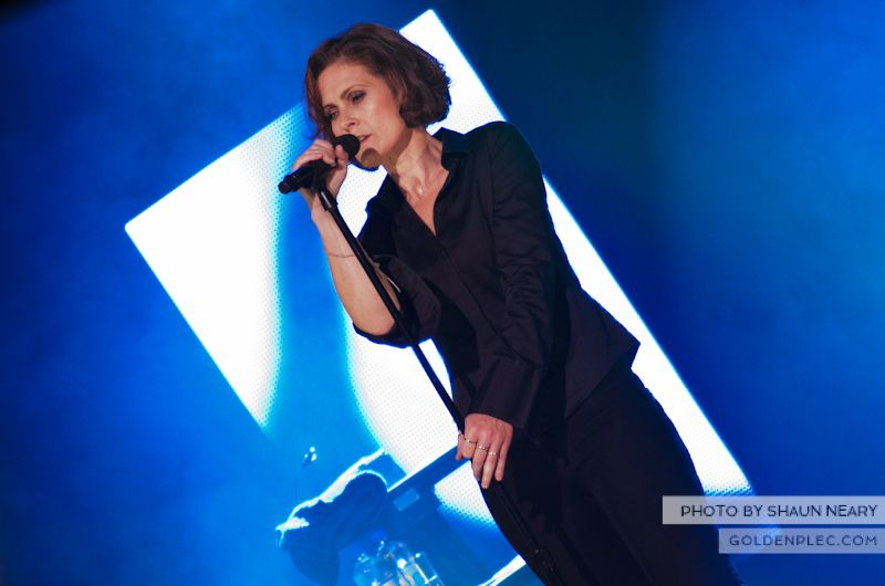 Alison Moyet at The Olympia Theatre on October 2nd 2013-12