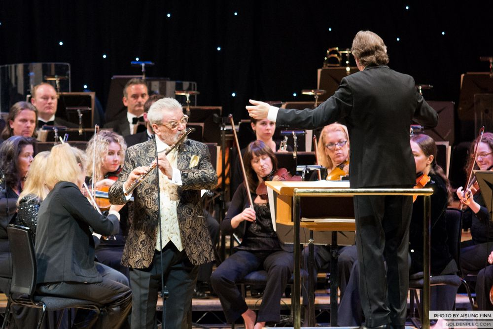 JAMES GALWAY AT THE NCH 05.10.2013-1-27