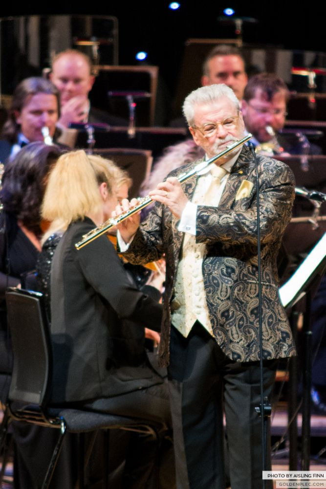 JAMES GALWAY AT THE NCH 05.10.2013-1-30