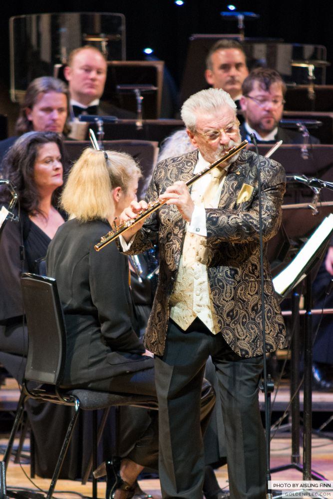 JAMES GALWAY AT THE NCH 05.10.2013-1-33