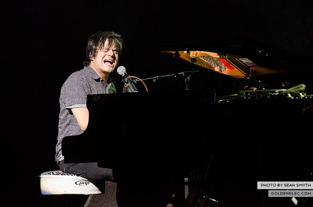 Jamie Cullum @ The Olympia Theatre by Sean Smyth (14-10-13)-21