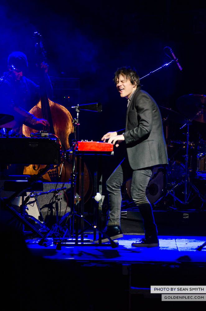 Jamie Cullum @ The Olympia Theatre by Sean Smyth (14-10-13)-4