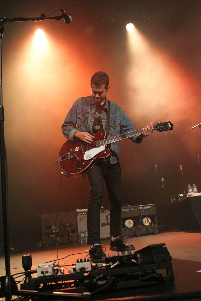 Local Natives at the Olympia on October 24th