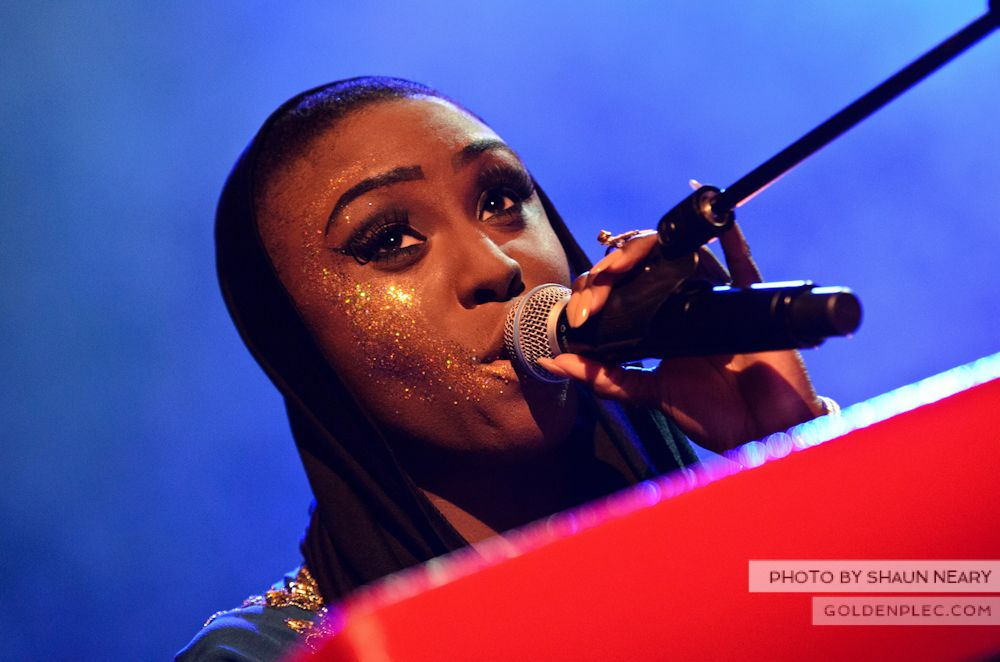 Laura Mvula at The Olympia Theatre on October 12th 2013-17
