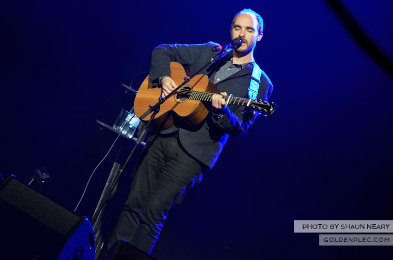 Richard Walters at The Olympia Theatre on October 2nd 2013-2