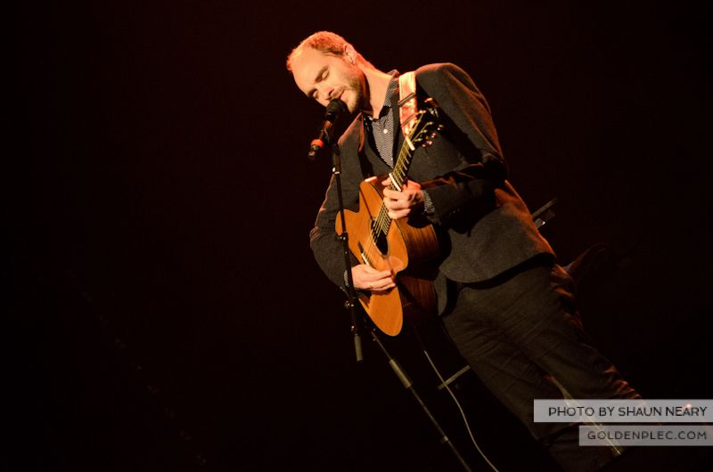 Richard Walters at The Olympia Theatre on October 2nd 2013-5