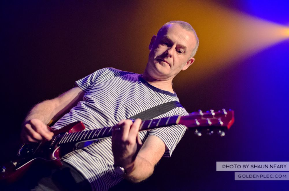 The 123 Fours at Vicar Street on October 19th 2013-11