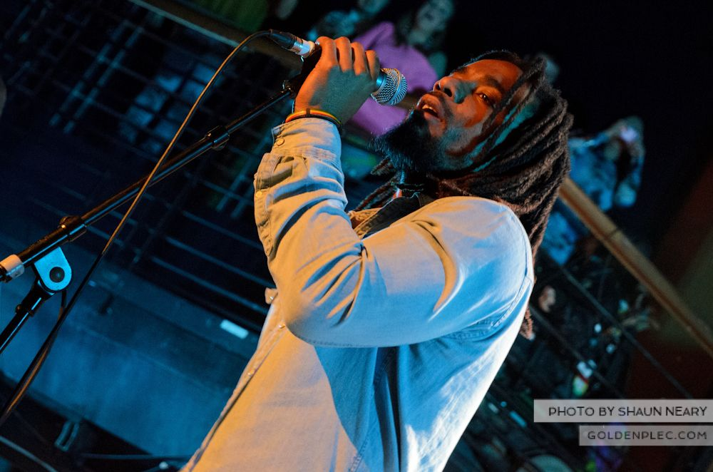 The Wailers at The Academy on October 3rd 2013-10